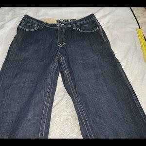ECKO UNLTD. Long Pants Denim Used ALTERED PLS READ